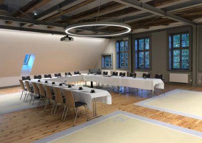 Seminare und Tagungen im Landstallmeisterhaus